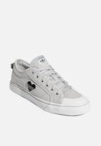 adidas Originals - Nizza trefoil w - grey