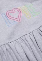 POP CANDY - Girls 2 pack short sleeve dresses - multi