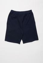 Rebel Republic - Boys fleece shorts - navy