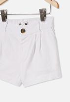 Cotton On - Cassidy shorts - white