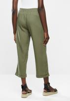Jacqueline de Yong - Scarlet culotte pants - khaki