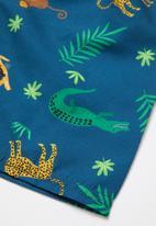 POP CANDY - Swimshorts - blue & green