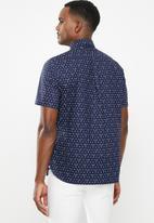 MANGO - Segre shirt - navy