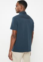 MANGO - Otis shirt - navy