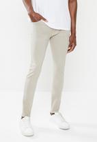 MANGO - Billy jeans - grey