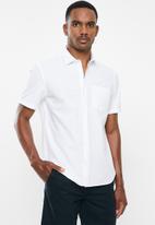 MANGO - Rinse shirt - white