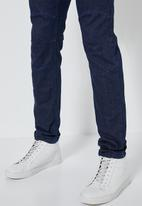 Superbalist - Cali skinny biker jeans - blue