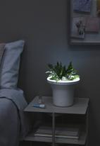 Umbra - Ora planter - white