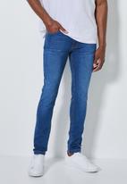 Superbalist - London super skinny jeans - blue