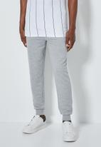 Superbalist - Madrid slim sweatpants - grey