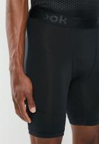 Reebok - Workout  compression  brief tights - black