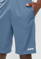 adidas Performance - D2m cool shorts - tecink & white