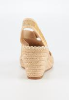 Butterfly Feet - Noa 3 wedge - gold