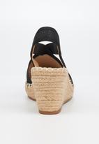 Butterfly Feet - Noa 3 wedge - black