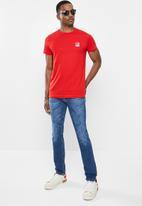 Diesel  - Thommer-x slim fit jeans - blue