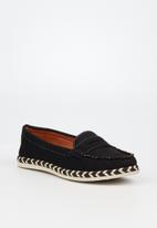 Butterfly Feet - Praise loafer - black