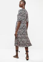 MANGO - Dress maki - multi