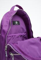 Converse - Converse mini backpack - icon violet