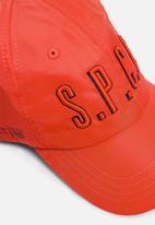 S.P.C.C. - Brewer signature baseball cap - orange