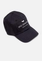 S.P.C.C. - Kean fashion baseball cap - black