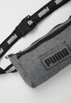 PUMA - Puma sole waist bag - medium grey heather