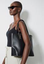 Superbalist - Daisy tote bag - black