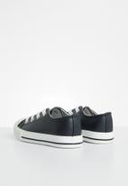Cotton On - Classic trainer lace up - navy