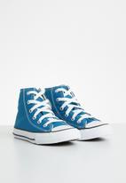 Converse - Chuck Taylor all star organic canvas - blue