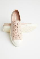 Converse - CTAS Dainty gloss glitter ox - beige & egret