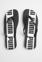 PUMA - First flip split ii - black & white