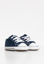 Converse - Chuck Taylor All Star cribster - navy / natural ivory / white