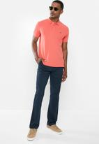 POLO - Carver relaxed fit chino  - navy