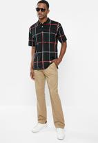 POLO - Carver relaxed fit chino  - khaki