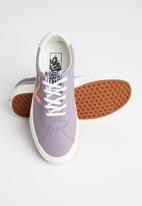 Vans - Ua Vans sport - (soft leather) nirvana & snow white