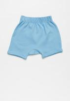 POP CANDY - Baby boys 3 pack shorts - multi