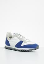 Novesta - Marathon trail vegan - blue & white