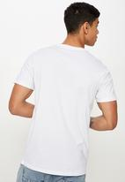 Cotton On - Essential crew T-shirt - white