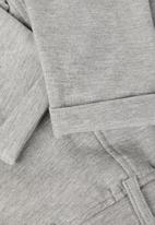 name it - Kefirkant sweat pant - grey