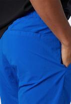 New Balance  - Nb sport style optiks short - blue