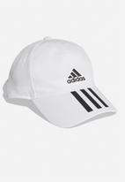 adidas Performance - Baseball cap 3s 4a a.r - white & black