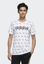 adidas Originals - M fav tee - white