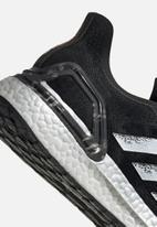 adidas Originals - Ultraboost pb shoes - core black / cloud white / signal coral