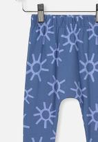 Cotton On - The legging - blue