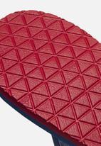 adidas Originals - Eezay flip flop - royal blue / cloud white / scarlet