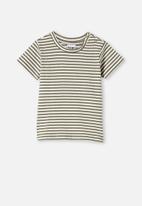Cotton On - Jamie short sleeve tee - sage