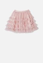 Cotton On - Trixiebelle dress up skirt - dusty pink