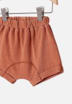 Cotton On - Sawyer short - rust