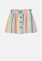 Cotton On - Holly skirt - multi