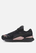 PUMA - Rs 2.0 mono metal womens sneakers - puma black & rose gold