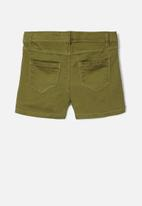 name it - Sally twiba tinna shorts - khaki